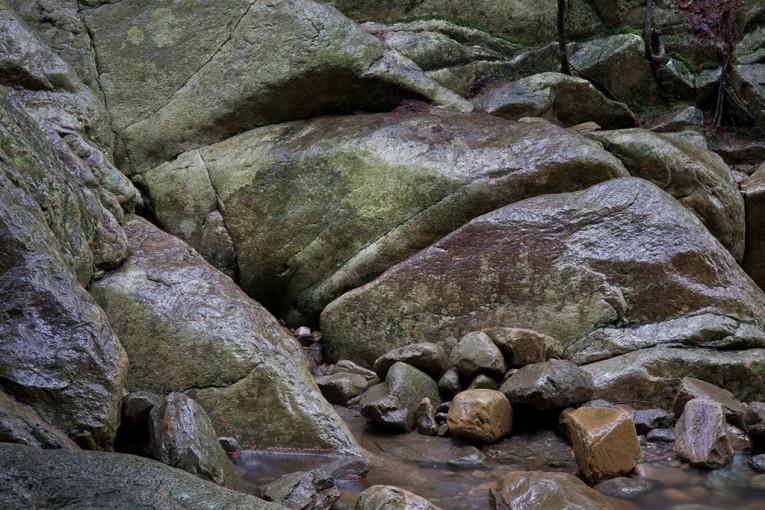 Green Rocks