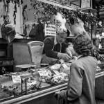 Butcher Shop. Paris, France