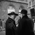 Clerics. Florence, Italy
