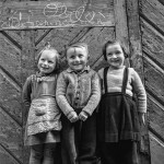 German Children. Unknown Location, Germany