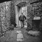 German Villager, 79 Years Old. Unknown Location